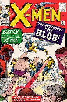The Blob (Silver Age) Brotherhood