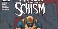 X-Men: Prelude to Schism (Volume 1) 4