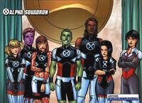 Alpha Squadron (Earth-616)