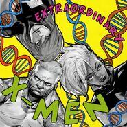 Extraordinary X-Men Vol 1 1 Hip-Hop Variant Textless