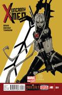 Uncanny X-Men (Volume 3) 4