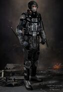 X-Men Days of Future Past TRASK Soldier 1