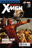 Uncanny X Men Vol 2 1