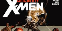 Uncanny X-Men (Volume 2) 1