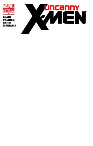 File:Uncanny X-Men Vol 2 1 blank cover variant.jpg