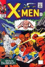Uncanny X-Men 15