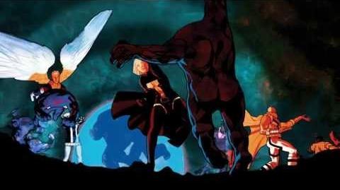 Uncanny X-Men 7 Cover Recap - Marvel AR