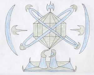 Crystal Compass of God