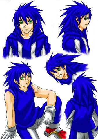 File:Human Sonic practice ver 2 by maruringo.jpg