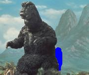 Overload Godzilla