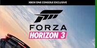 Forza Horizon 3 (Gallery)