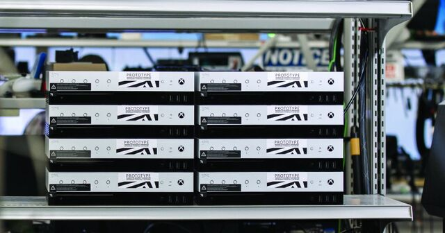 File:Front-Panel-of-Stacked-Project-Scorpio-Development-Kits.jpg