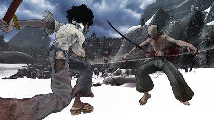 File:Afro Samurai (screenshot).jpg