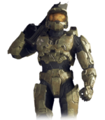 Master Chief in Halo 3