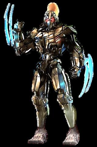 File:Fulgore full body render by hangman95-d806434.png