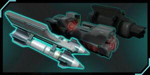 XCOM-EU Aircraft Weaponry