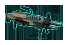 XEU Light Machine Gun