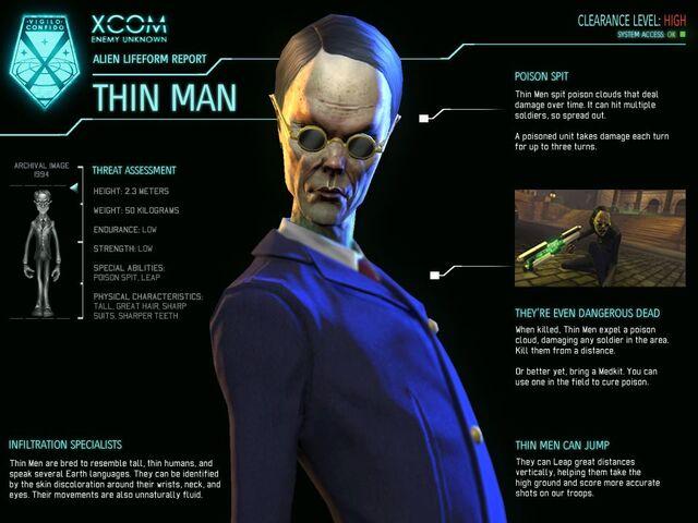 Archivo:XCOM-EU Thin Man.jpg