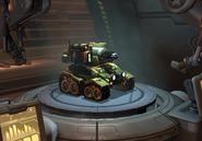 XCOM(EU) SHIV constructed