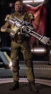 XCOM2 grenadier