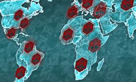 XCOM EW EXALT GlobalCells