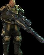 XCOM-EU Soldiers Class - Sniper
