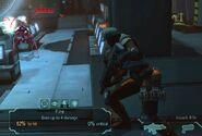 XCOM EW BaseSecurity vsChryssalid