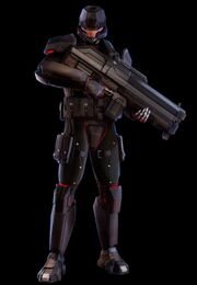 XCOM2 ADVENT Trooper