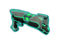 XEU Plasma Pistol