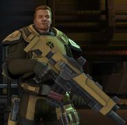 XCOM(EU) Soldier BasicArmor