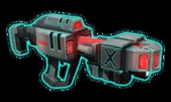 XEU Scatter Laser