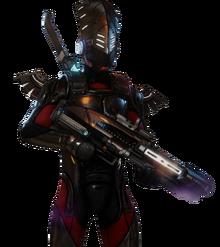 Icarus Armor XCOM2