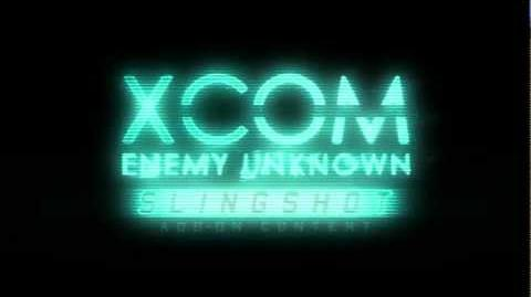XCOM Enemy Unknown Slingshot Content Pack Trailer