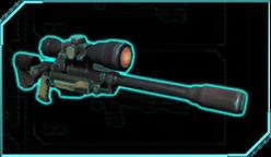 XEU Sniper Rifle