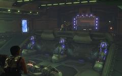 XComEW Mission - Furies stasis tanks 1