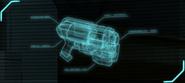 XEU Beam Weapons
