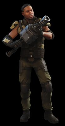 XCOM2 render convgrenadier