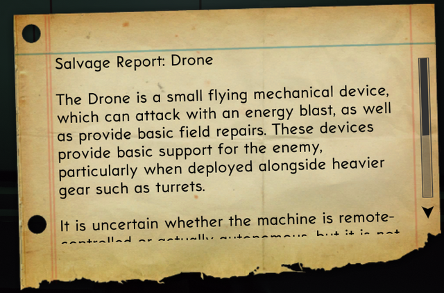 File:The Bureau - Salvage Report Drone1.png
