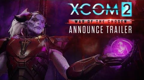 XCOM 2 War of the Chosen Announce Trailer