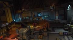 XComEW Mission - XCOM Base Defense Mech Bay