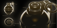 Experimental Grenade