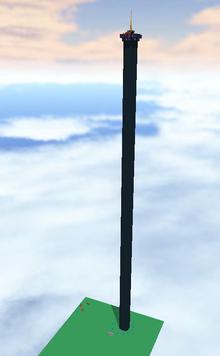 Climb big tower 2