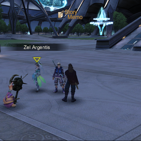 Zel Argentis in Alcamoth