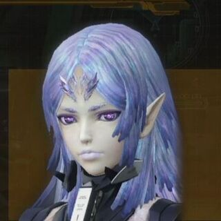 In-game art of Elma