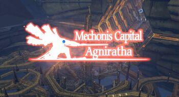 Agniratha Location