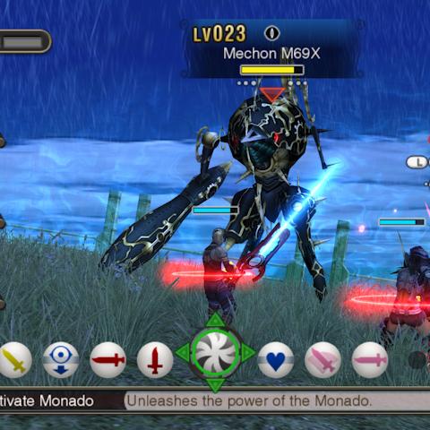 Mechon M69X screenshot