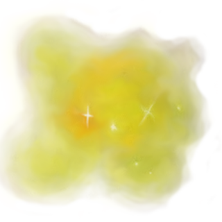 Yellow Nebula