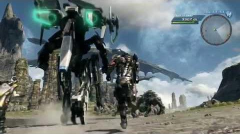 X Trailer - E3 2013