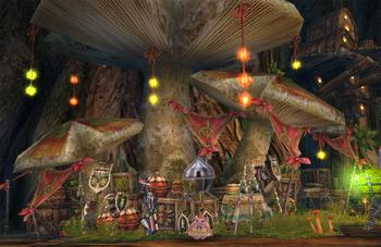 Weapon Shop (Frontier Village)