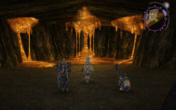 Sap-cave